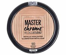 Maybelline MASTER CHROME METALLIC HIGHLIGHTER 100 Molten Gold