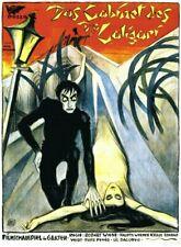 THE CABINET OF DR CALIGARI 1920 STD 8 B/W SILENT 400ft DIGEST CINE 8MM FILM