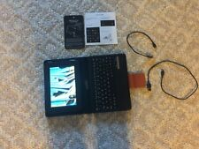 Kindle Fire with Bluetooth Keyboard and Case, Lightly used, USB charging cords