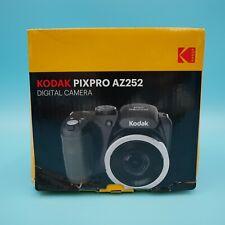 Kodak PIXPRO AZ252 16MP Digital Camera, Black, Open Box (New Unit)