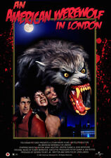 An American Werewolf in London 11x17 Movie Poster (1981)