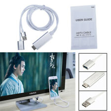 Mydp Slimport to HDMI TV Video Adapter USB Cable For LG V10 G3 G4 G5 Nexus 4 5 7