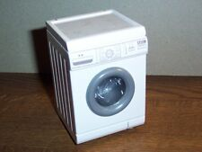 Waschmaschine in  weiss, Miniatur 1:12 Puppenhaus