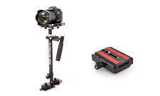FLOWCAM DSLR 2000 Handheld STEADYCAM + METAL QUICK RELEASE for DSLR Video Camera