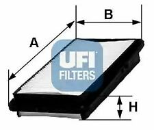 3024200 UFI Air Filter Replaces 17220-PM7-000,17220-PM7-003,17220-PM7-010