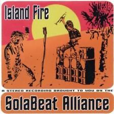 Solabeat Alliance-Islanda Fire Moon Ska CD NUOVO