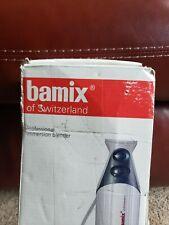 NIB Bamix Professional G150/G200 Immersion Hand Blender