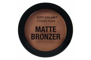 CITY COLOR Opaco Bronzer Fard - Scegli il Tuo Colore
