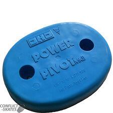 "DHD / EDWARDS ""Power Pivot"" NOS Skateboard Tail Saver 1970s Blue Original Rare"