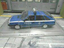 POLSKI POLONEZ Caro Radiowoz Police Polizei IXO Atlas Sonderpreis 1:43