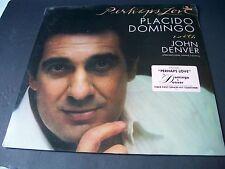 "Perhaps Love Placido Domingo & John Denver 12"", LP RECORD, NEW, RCA 1981"