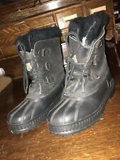 Sorel Womens Winter Snow Boots Size 5 Made In Canada