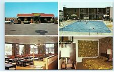 *B61 Mac George's Restaurant & Motor Inn Waretown NJ New Jersey Vintage Postcard