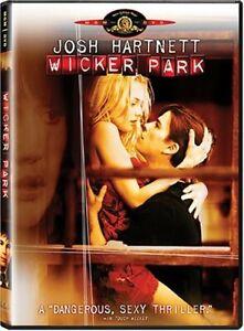 Like New WS DVD Wicker Park Josh Hartnett Diane Kruger Matthew Lillard Rose B