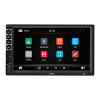 """7""""  Bluetooth Car Stereo Radio HD MP5 Touch Screen IOS/Android USB TF AUX"""
