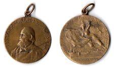 Medaglia Comm. Generale Giuseppe Garibaldi 1807-1907 Centen.Della Nascita