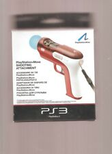 Rare !!! PLAYSTATION MOVE SHOOTING ATTACHMENT : OFFICIEL SONY. NEUF EN COFFRET