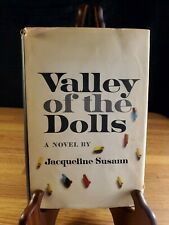 Valley of the Dolls-Jacqueline Susann 1st edition Book Club Edition 1966 Hc Dj
