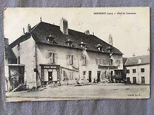 cpa 39 Montmorot - Hotel du commerce