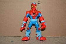 Playskool Heroes Marvel Super Hero Adventures Armored Spider Suit Spider-Man