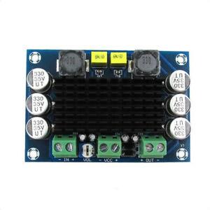 DC 12V-24V 100W TPA3116DA Mono Channel digital Power audio amplifier board car C