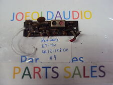 Kenwood KT-40 UA12-128-(A) Circuit board. Read More Below. Parting Out KT-40.