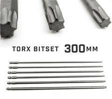 "4 // 5 // 6 mm Impaktor Bit 50mm 1//4/"" HOP Hex Innensechskant ww WERA 6-Knt Gr"