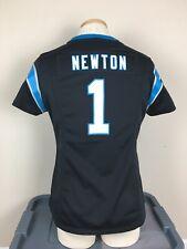 Nike OnField Carolina Panthers Cam Newton #1 Jersey Women's Size L