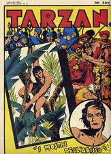 Tarzan ristampa collana albi URRA' completa di 53 albi