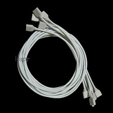 50X 1M RGB Extension Cable with 4 PIN Connector Cord For 3528 5050 RGB LED Strip