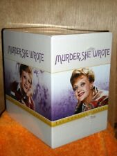 Murder, She Wrote: The Complete Series (DVD, 2013, 63-Disc) NEW Angela Lansbury