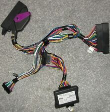 PARROT MKi9200 BLUETOOTH AUDI REAR WIRING LOOM WITH MUTE BOX