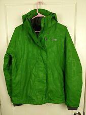 Under Armour Green Ski Snowboard Waterproof Jacket Winter Coat Women's Size: M