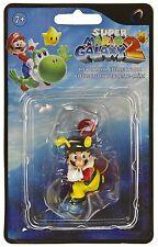 "Bee Mario (~1.75""): Super Mario Galaxy 2 - Mini-Figure Keychain Collection"