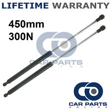 2X Universal postes a gas Springs Multi Fit Para Conversión Kit Para Coche 450MM 45CM 300N