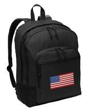 American Flag Backpack BEST USA Flag Backpacks CLASSIC STYLE