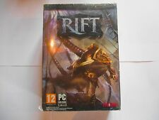 rift pc édition collector's edition big box neuf sous blister