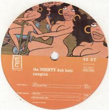 The Mighty Dub Katz* – Cangica - Eye Of The Storm 063015187-0 VINYL 12