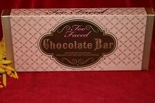 TOO FACED CHOCOLATE BAR EYE SHADOW WITH COCOA 16 SHADES BOXED 100% AUTHENTIC NEW