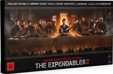 The Expendables 2 German, Blu-ray Steelbook, Calendar, Canvas NEW & SEALED RARE