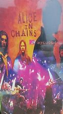 Alice in Chains - Unplugged NEW! VHS, RARE! 1996 CONCERT NEW YORK, 13 SONGS LIVE