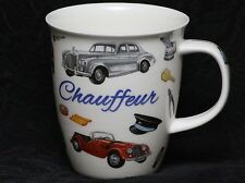 DUNOON HIGH SOCIETY (Chauffeur) Fine Bone China NEVIS Mug #5