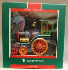 1989 Hallmark Tin Locomotive 8th in Series NIB