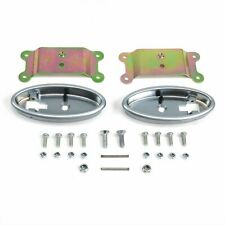 Door Handle Base Release (Pair) AutoLoc AUTBZDHB hot rod rat custom truck muscle