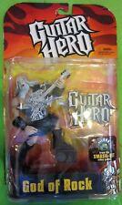 2007 Todd McFarlane Toys Guitar Hero God of Rock Toy Action Figure