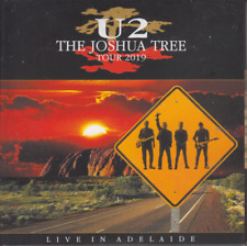 "U2 "" LIVE IN ADELAIDE Tour 2019, 2 CD DIGIPACK"""