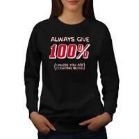 wellcoda Level Up Age Mens Sweatshirt Funny Grow Old Casual Jumper