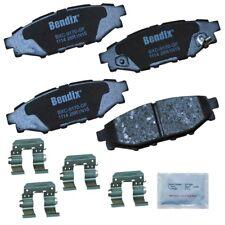 Bendix Premium Copper Free Ceramic BPR fits 2005-2009 Subaru Outback Legacy Fore