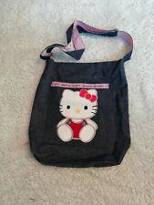 Hello Kitty Denim Bag