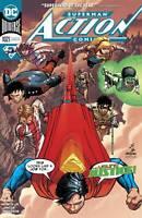 Action Comics #1021 (2020 Dc Comics) First Print Romita Cover